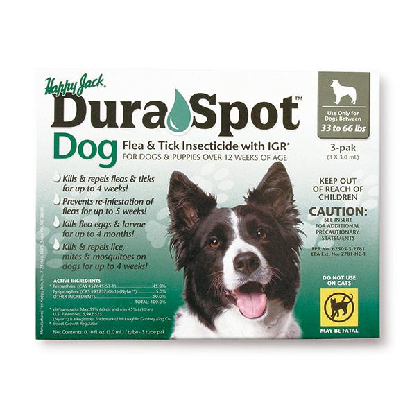 Happy Jack Dura Spot