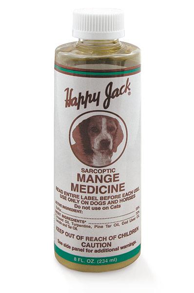 Happy Jack Mange Medicne