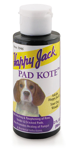 Happy Jack Pad Kote